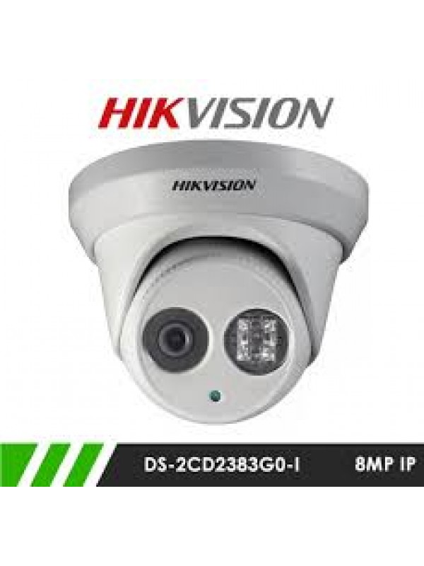 IP DOME DS-2CD2385FWD-I