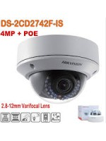 IP DOME DS-2CD2742FWD-IS