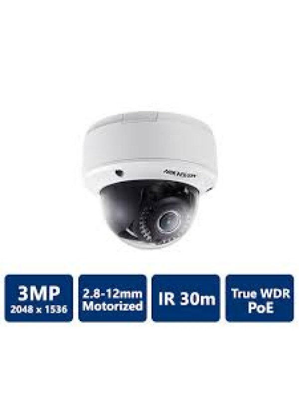 IP DOME DS-2CD4132FWD-IZ