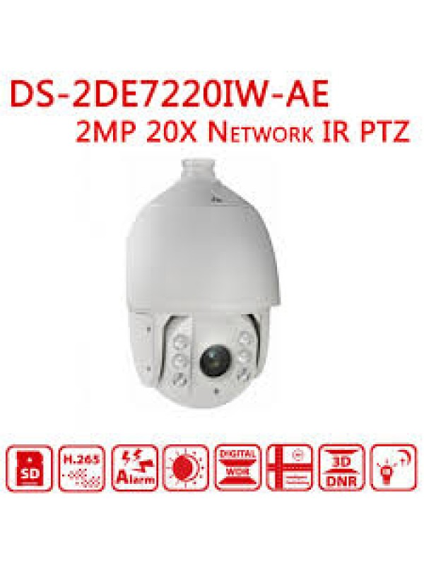 IP SPEED DOME DS-2DE7220IW-AE