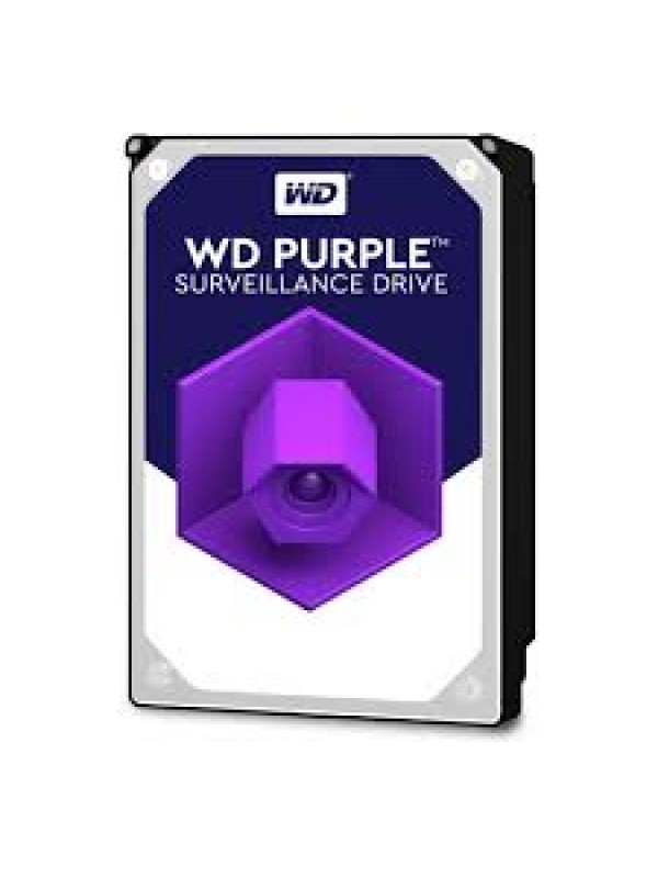 HIKVISION HARD DISC WD40PURX-78 PURPLE 4TB